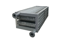 Serpentines internos para torres de enfriamiento de agua