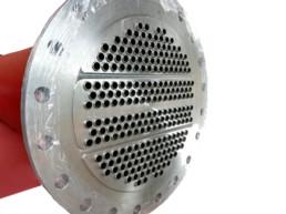 Intercambiadores de Calor de Tipo Casco y Tubos: