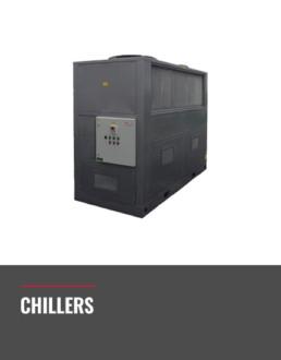 Enfriadores de Líquidos (CHILLERS)